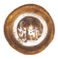 Malý Brakteát, Václav II. (1278-1305), Cach nezná, velmi dobře zachovalý