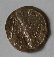 Mnichov 3 Krejcar 1709 Josef I.