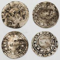 Pražský groš 1310-1346, Jan Lucemburský, jeden kus