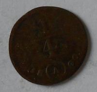 Rakousko 1/4 Krejcar 1800 A František II.