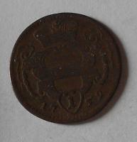 Rakousko 1 Fenik 1759 Marie Terezie