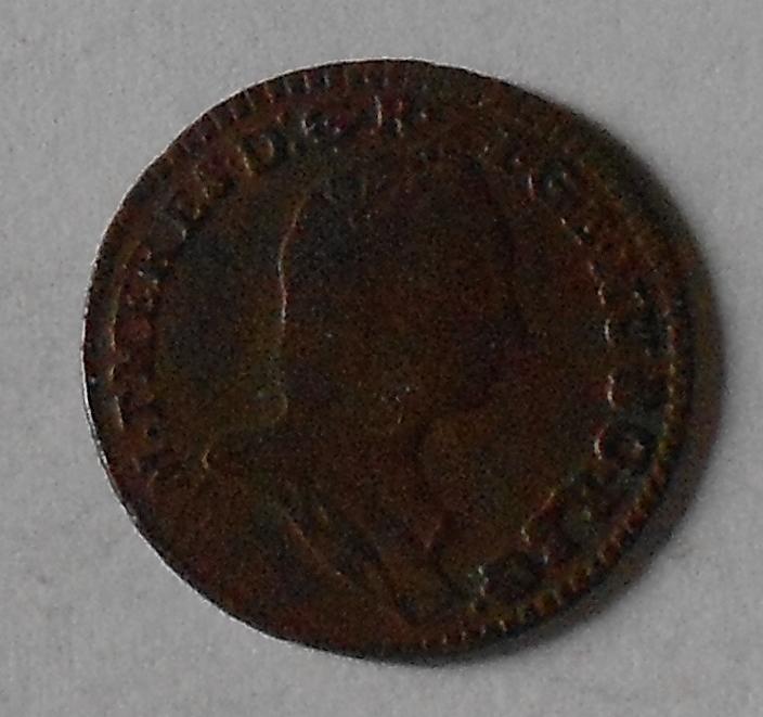 Rakousko 1 Fenik 1765 Marie Terezie