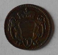 Rakousko 1 Fenik 1765 Marie Terezie, stav