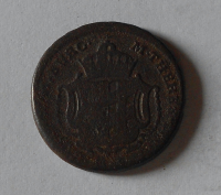Rakousko 1 Krejcar 1772 G Marie Terezie