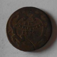 Rakousko 1 Krejcar 1774 S Josef II.