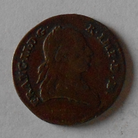 Rakousko 1 Liard 1794 František II.
