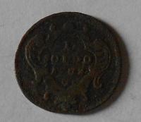 Rakousko 1 Soldo 1762 G Marie Terezie