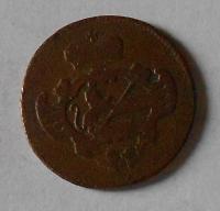 Rakousko 1 Soldo 1788 K Marie Terezie