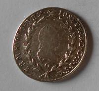 Rakousko 20 Krejcar 1786 G Josef II.