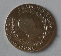 Rakousko 20 Krejcar 1804 A František II.