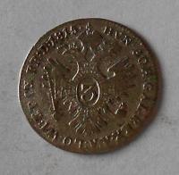 Rakousko 3 Krejcar 1815 A František II.