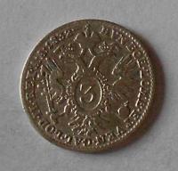 Rakousko 3 Krejcar 1832 A František II.