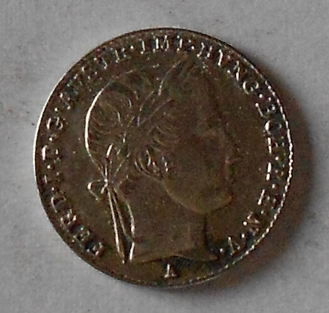 Rakousko 3 Krejcar 1839 A Ferdinand V.