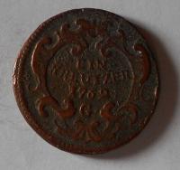 Rakousko – Gratz 1 Krejcar 1762 G František Lotrinský