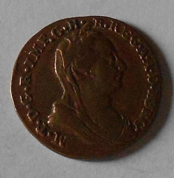 Rakousko Liard 1778 Marie Terezie, pěkný