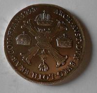 Rakousko Tolar Křížový 1793 M František II., měl ouško