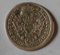 Rakousko – Vídeň 3 Krejcar 1726 Karel VI., dirka
