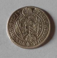 Slezsko 3 Krejcar 1707 Josef I., dirka