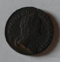 Uhry 1 Krejcar 1761 B Marie Terezie