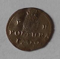 Uhry 1 Poltura 1709 Josef I.