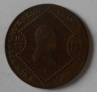 Uhry 15 Krejcar 1807 S František II.