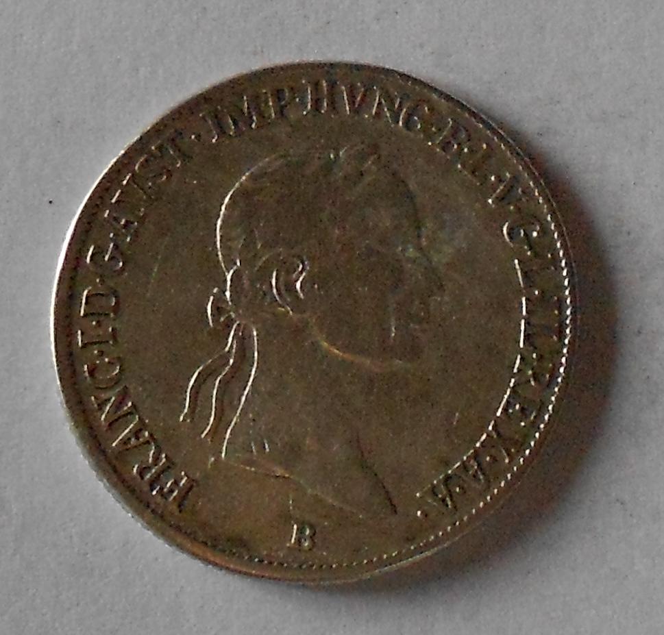Uhry 20 Krejcar 1833 B František II.