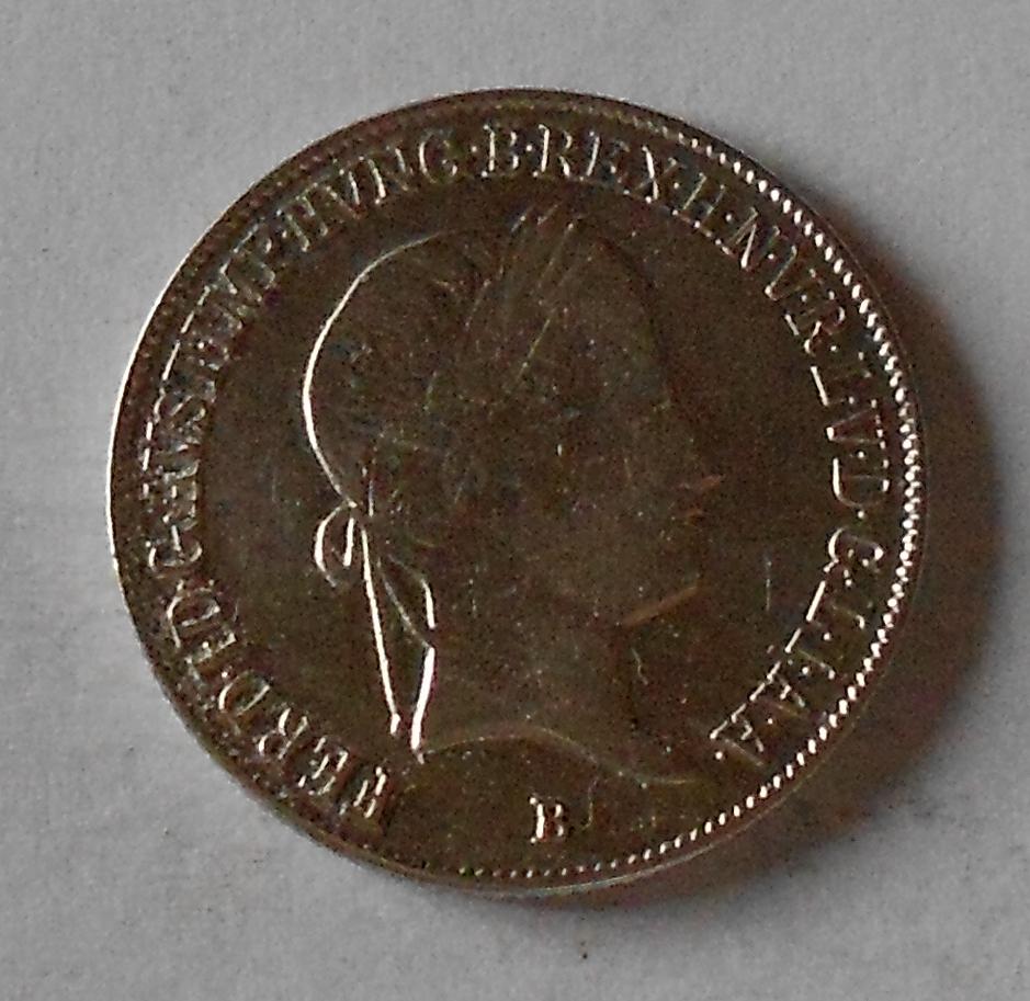 Uhry 20 Krejcar 1838 B Ferdinand V.