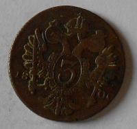 Uhry 3 Krejcar 1800 S František II.