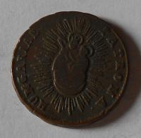 Uhry – Denár 1763 Marie Terezie