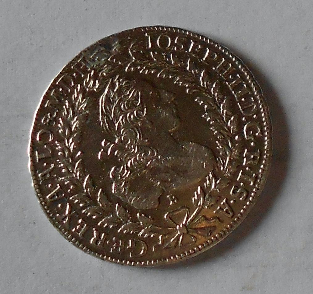 Uhry – EUMD 20 Krejcar 1771 Josef II.