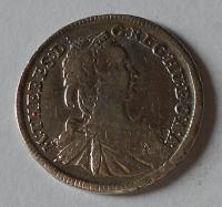 Uhry – KB 15 Krejcar 1745 Marie Terezie