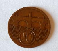 ČSR 10 Haléř 1926