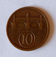 ČSR 10 Haléř 1933, stav
