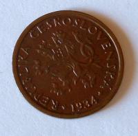 ČSR 10 Haléř 1934, stav