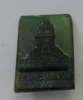 Německo III. říše Památník Zimní pomoc, sklo
