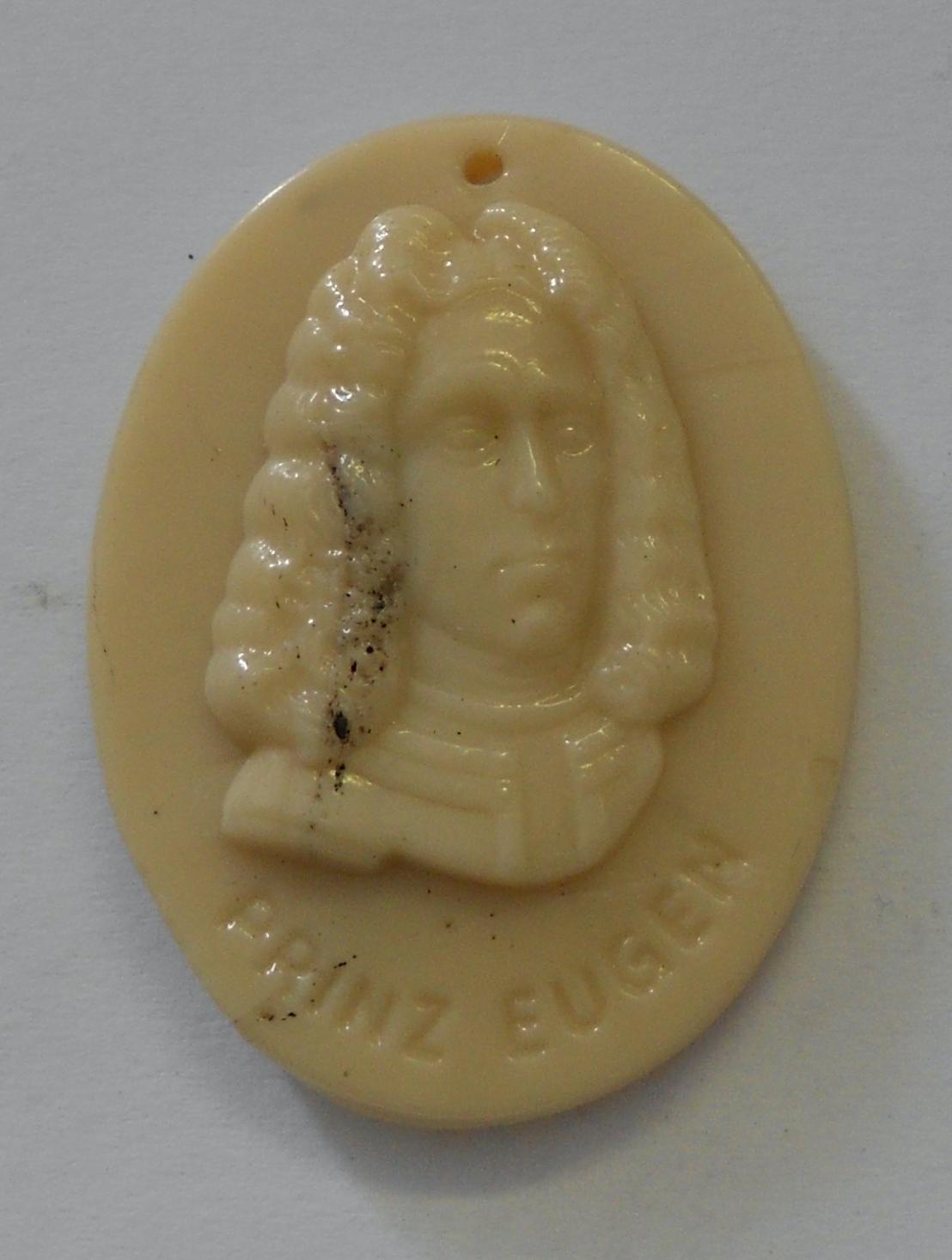 Německo III. říše Princ Eugen Zimní pomoc, porcelán