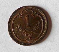 Rakousko 1 Haléř 1895, stav