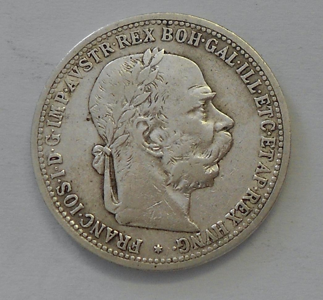 Rakousko 1 Koruna 1901