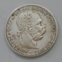 Rakousko 1 Koruna 1902