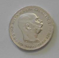 Rakousko 1 Koruna 1914, pěkný
