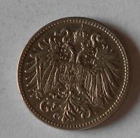 Rakousko 10 Haléř 1911, pěkný