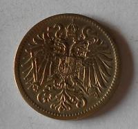Rakousko 10 Haléř 1915, stav