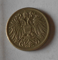 Rakousko 10 Haléř 1916
