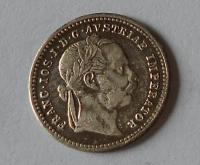 Rakousko 10 Krejcar 1872