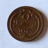 Rakousko 2 Haléř 1910