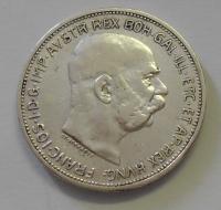 Rakousko 2 Koruna 1912