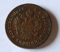 Rakousko 2 Krejcar 1851 A
