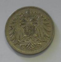 Rakousko 20 Haléř 1909