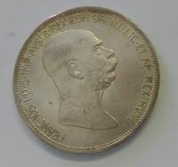 Rakousko 5 Koruna 1848-1908, 60 let vlády