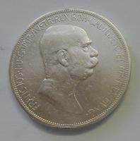 Rakousko 5 Koruna 1909